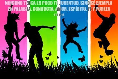 Imagen para jovenes cristianos - Imagui