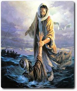 Jesús nos sostiene