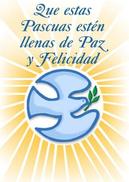 Felices Pascuas!!!