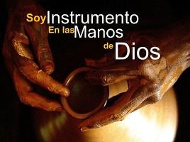 instrumento de Dios